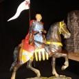 Sooooo, nicht mehr viel dann ist der Ritter von Andrea Miniatures fertig.
