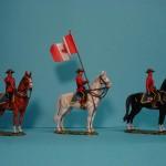 Mounty zu Pferd 6932